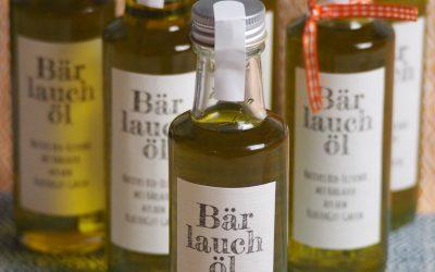 Rezept Bärlauch-Öl
