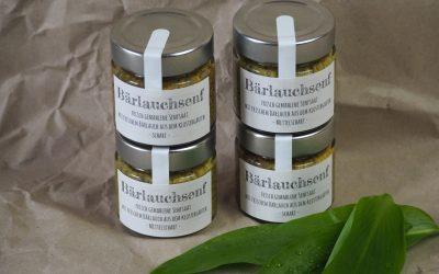 Rezept Bärlauchsenf