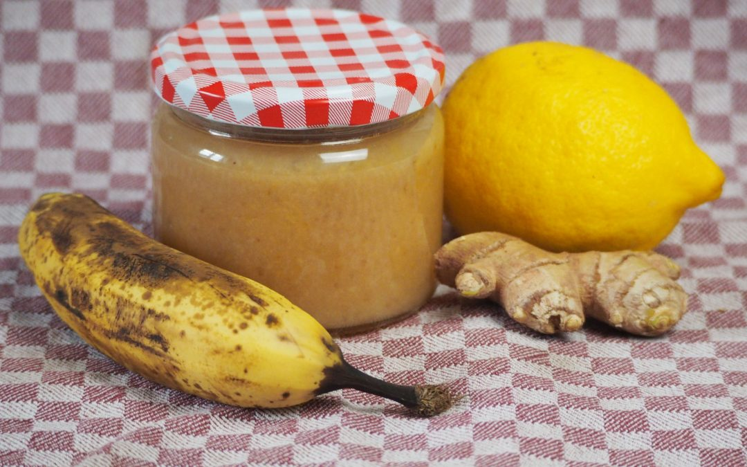 Bananenmarmelade