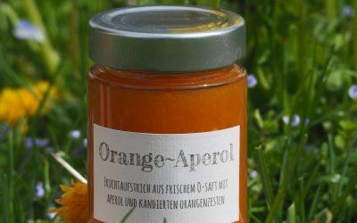 Rezept Orange-Aperol